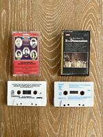 The 5th Dimension Greatest Hits And The Best Of Cassette Tapes Lot Of 2