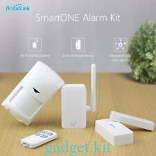 Smart Door Motion PIR Sensor Smart Home System Remote Kit For BroadLink S1C GK