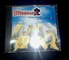 GRUPO EXTERMINADOR  -huevos CD 1ST PRESS 1998, tigres del norte, chalino sanchez