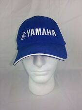 Yamaha Racing Cap Hat Blue OSFM