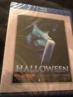 Halloween Triple Feature (Blu Ray) H2O Resurrection Curse of Michael Myers NEW