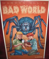 WARREN ELLIS BAD WORLD #3 AVATAR COMIC 2001 series NM