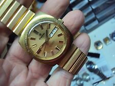 Vintage Swiss Made 17 Jewels Automatic Watch by Creation