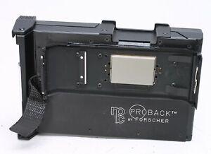 NPC PROBACK POLAROID FILM BACK FOR NIKON FM2 FM FE FE2 - TESTED