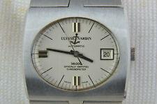 Ulysse Nardin Chronometer, Schnellschwinger (36.000), Sehr guter Zustand, Design