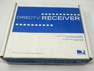 Direct TV Receiver New Open Box w/Remote Model: D10-300 Complete.