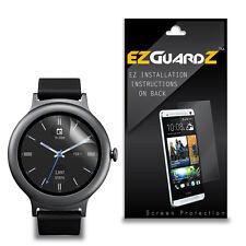 3X EZguardz NEW Screen Protector Shield HD 3X For LG Watch Style