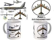 B-52 Peace The Old Fashion Way Coffee Mug