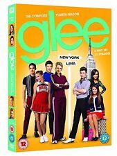 GLEE THE COMPLETE SEASON 4 DVD ENGLISCH