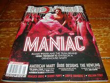 Rue Morgue Magazine # 134 June 2013 Issue