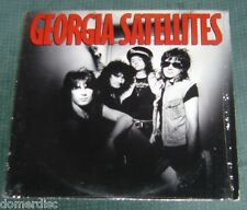 Georgia Satellites Self Titled LP Shrink Wrap 1986 Elektra Can't Stand The Pain