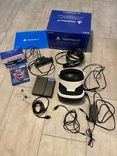 PlayStation4 Virtual Reality + Camera + VR Worlds Voucher