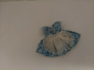 """Doll dress will fit 6 to 7"""" doll vintage"""