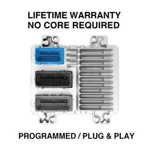 Engine Computer Programmed Plug&Play 2009 Saturn VUE Hybrid 12624681 YSUB 2.4L