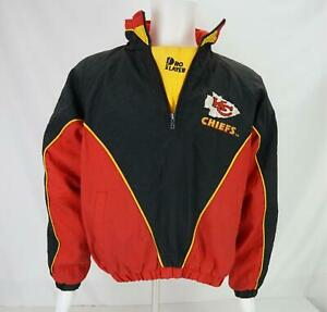 Vintage Pro Player Pro Player Kansas City Chiefs NFL Pullover Jacket Youth XL