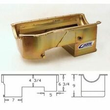 CANTON 15-720 Street/Strip Wet Sump Oil Pan For Ford 351C Mustang