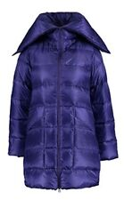 PLEATS PLEASE ISSEY MIYAKE Lightweight Quilted-down Padded Coat - Size 4