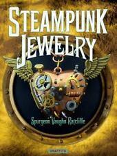 Steampunk Jewelry, Ratcliffe, Spurgeon Vaughn, New Books