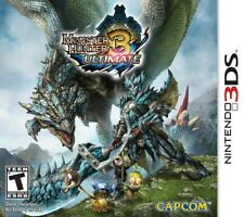 Monster Hunter 3 Ultimate - Nintendo 3DS Game Only