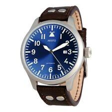 Aristo 3H159, Aviator Watch Blue 47 Observer
