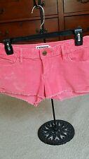 Roxy size 1 corduroy shorts