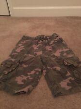 Bass Pro Shops Boys Casual Cargo Shorts  Sz 12 Multicolor Clothes
