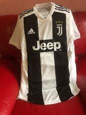 Adidas Juventus Jeep Jersey Soccer Team Authentic 18 And 19 Mens Nwt Size S