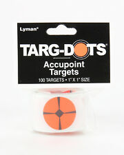 """Lyman Targ-Dot AccuPoint Targets Roll of 100 1"""" 4026760"""