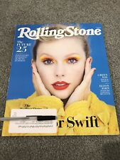 Rolling Stone Magazine October 2019 #1332 Taylor Swift Cover