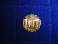 "Vintage ""Historic Greenbrier""  White Sulphur Springs West Virginia  Lapel pin"