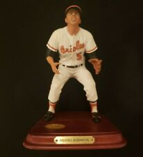 Brooks Robinson Danbury Mint All Star Figurines Baltimore Orioles With Coa