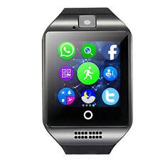 500mAh Q18 MTK6261D LCD 240*240 Smart Watch With Facebook WhatsApp
