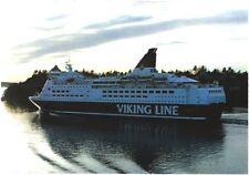 FINLAND VIKING LINE ABP CRUISE SHIP AMORELLA POSTCARD