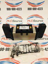 SMC MANIFOLD SOLENOID VALVE VFS5200-5FZ NEW IN BOX