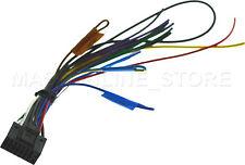 KENWOOD KDC-X695 KDCX695 KDC-X597 KDCX597 GENUINE WIRE HARNESS *SHIPS TODAY*