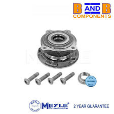 BMW x5 e70 x6 e71 Front Wheel Bearing Kit Hub & Bearing MEYLE a871