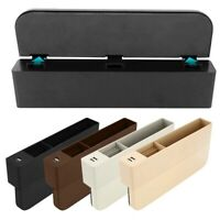 Car Seat Crevice Box Storage Cup Holder Organizer Auto Gap Pocket Stowing 3Color
