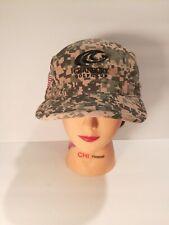US Army Digital Camouflage Military Patrol Hat Cranbury Golf Club Cap Adjustable
