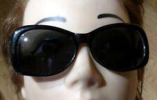 Chelsea Morgan SUN Women's Sunglasses CMS801 Black 100% Authentic Used