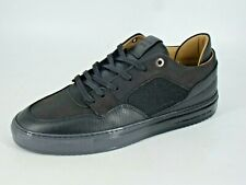 ANDROID HOMME AN HOMME OMEGA CAVIAR SNEAKER'S BLACK UK 7 EU 41 NH10 69