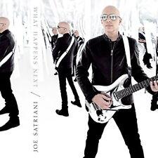 JOE SATRIANI CD - WHAT HAPPENS NEXT (2018) - NEW UNOPENED - ROCK METAL