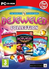 Bejeweled Collection  PC DVD  (DVD-ROM)