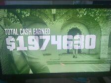 GTA 5 GTA V Online Money 35 Mil Cayo Perico Ps4