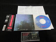 Anekdoten Live EP Japan CD in Signed Paper Sleeve w OBI Ticket PROG Mini LP CD