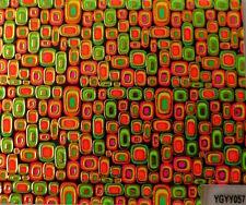 Nailart stickers ongles autocollants: Motifs colorés effet disco