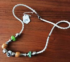 European beads 50 cm genuine handmade necklace with