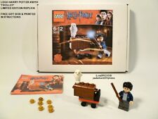 LEGO HARRY POTTER TROLLEY 30110 LIMITED EDITION HEDWIG GIFT BOX 100% COMPLETE