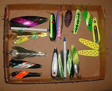 17 Good Trout & Salmon Spoons