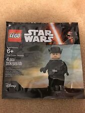 Star Wars First Order General Lego Poly Bag Exclusive From SDCC 2016