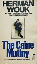 Vintage Caine Mutiny by Herman Wouk  1973 Paperback
